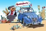 Illustration Oldtimer